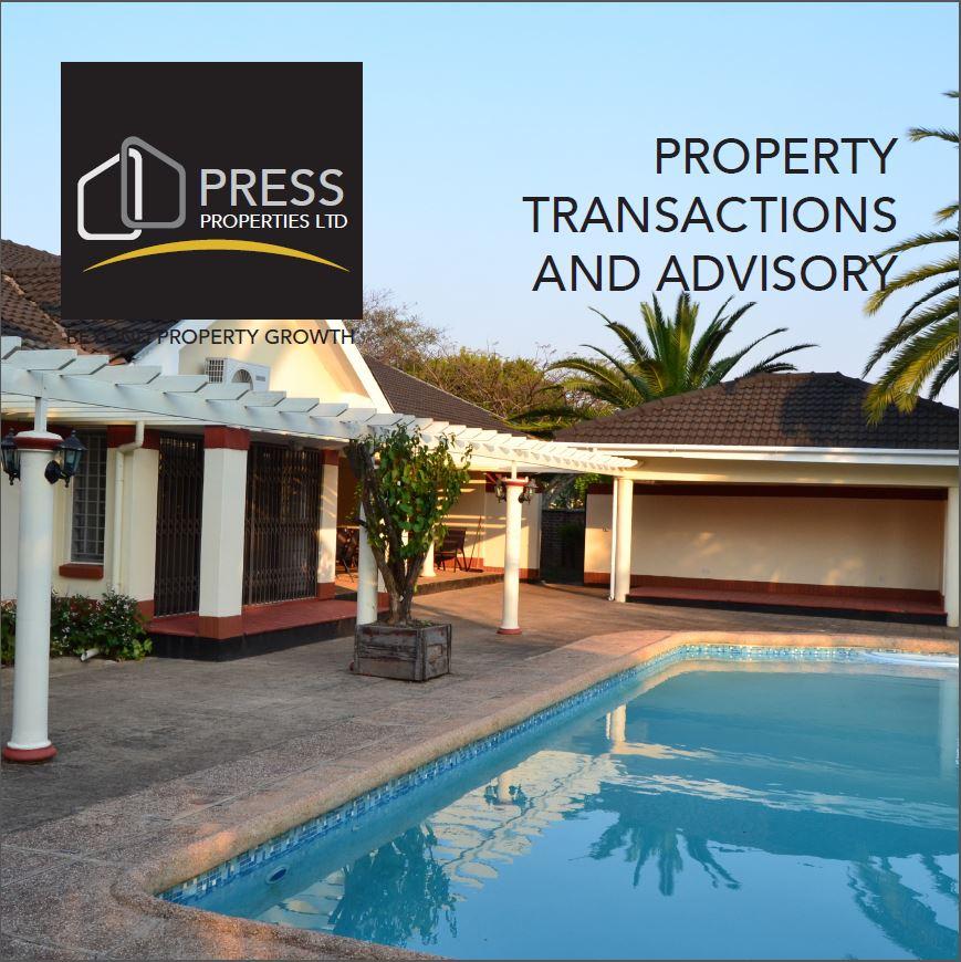 Property Transactions & Advisory Brochure